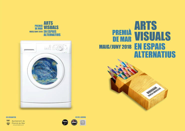 "Programa ""Arts visuals en Espais Alternatius"