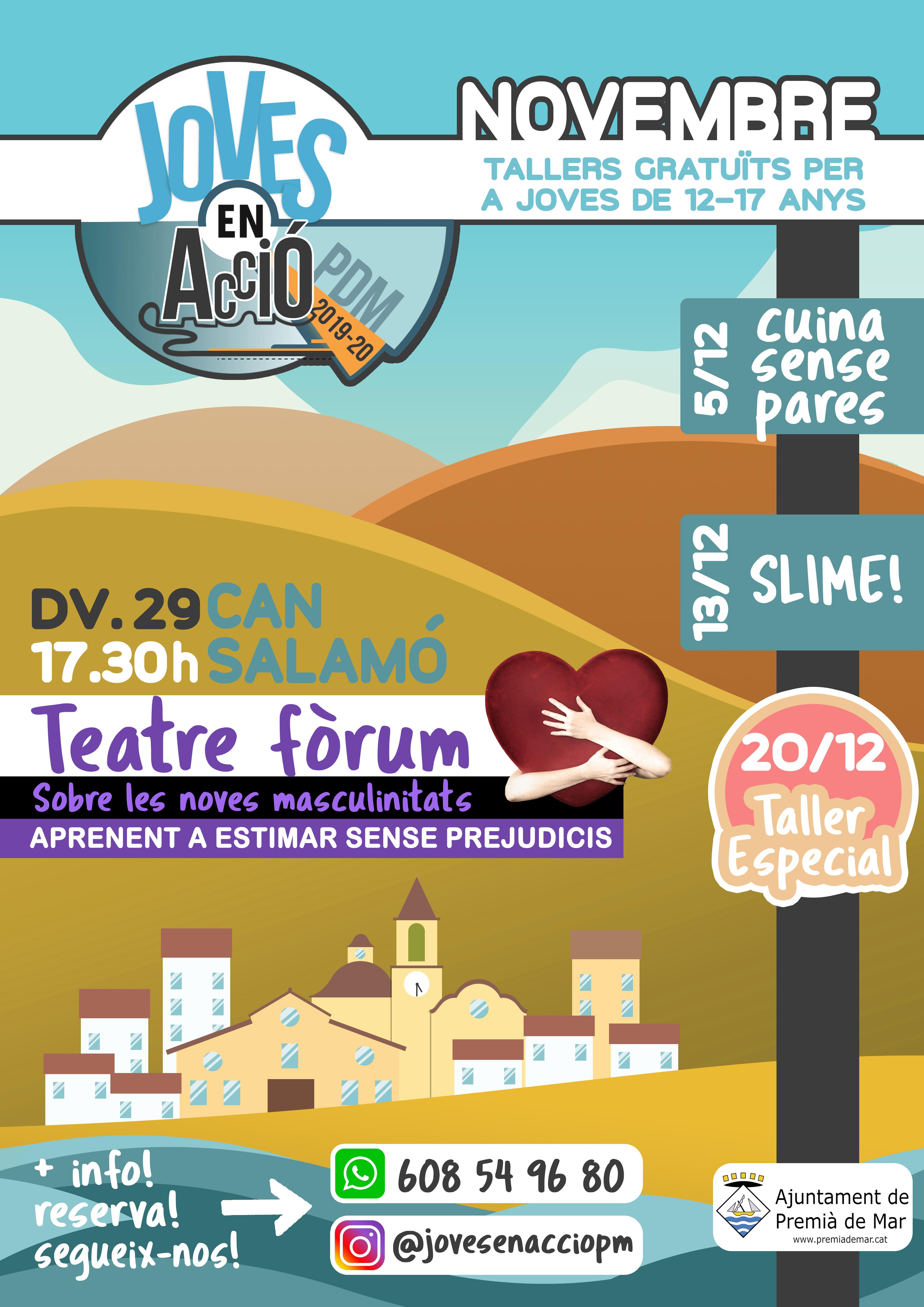 Joves en acció teatreforum