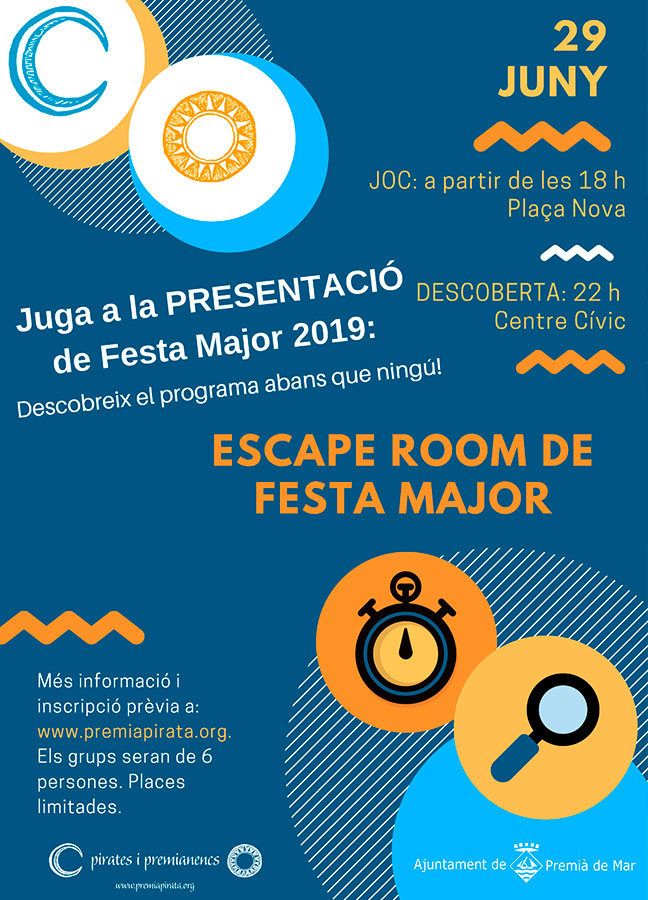 Escape Room Festa major