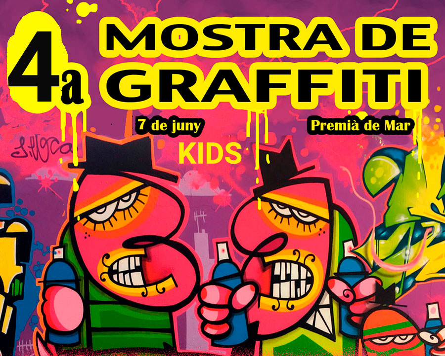 4ª Mostra Graffiti Kids