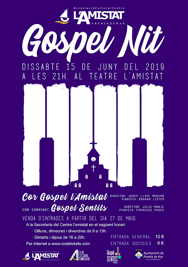 Gospel Nit 2019