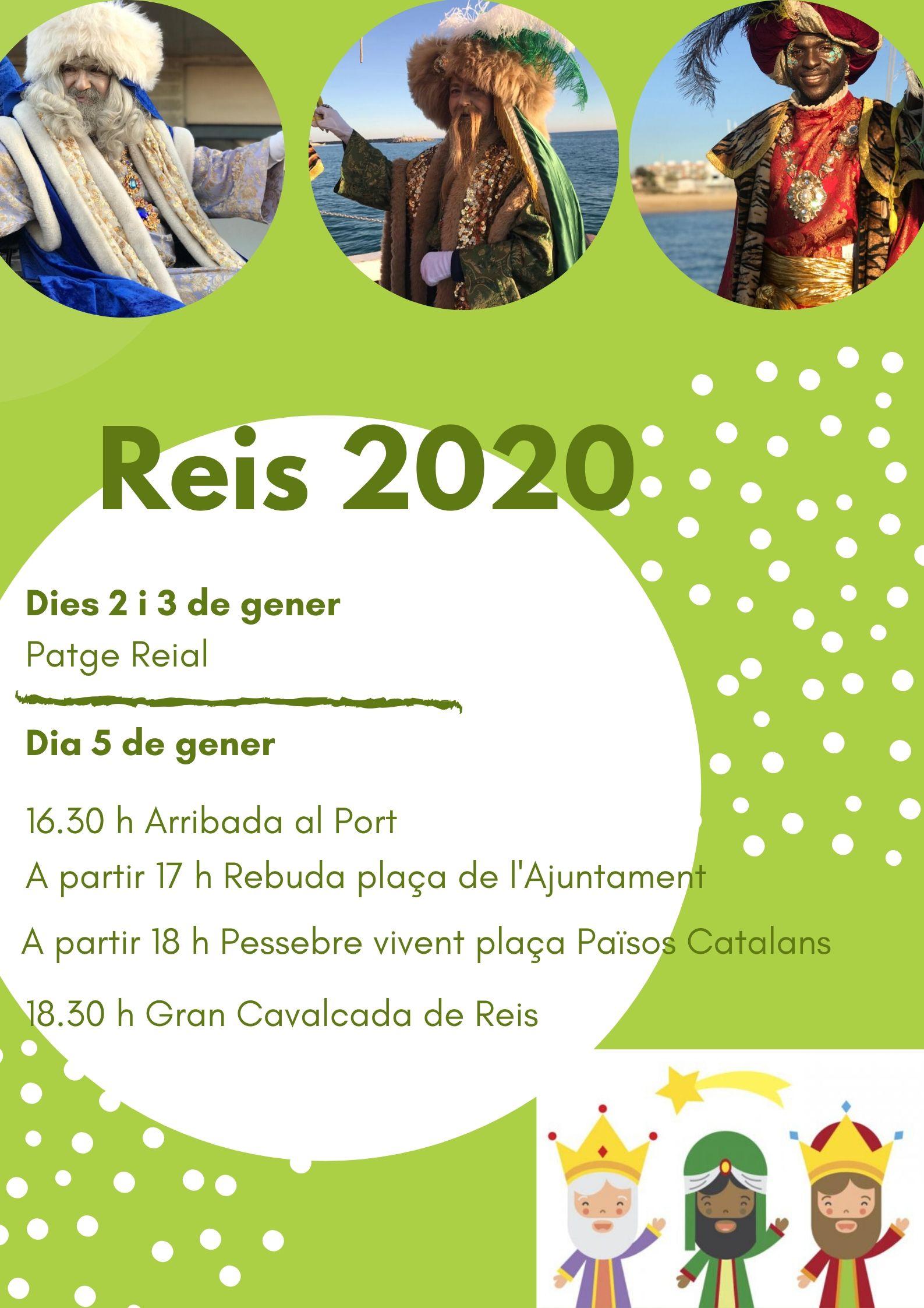 Reis i patge 2020