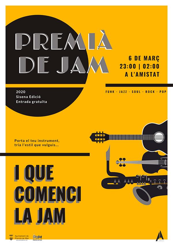 Premià de Jam