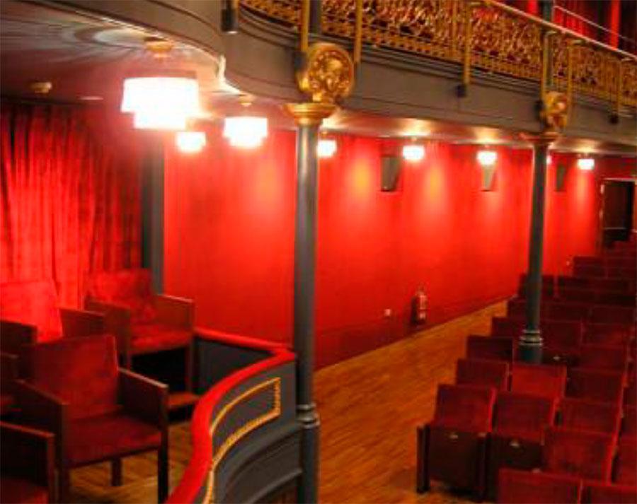 7 juny 2019 El vell teatre