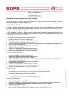 Conveni ORGT de delegació de competències de gestió, liquidació, inspecció i recaptació dels tributs i altres ingressos de dret públic