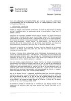 03. Clàusules administratives particulars