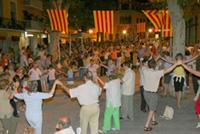 Sardanes a Premià de Mar