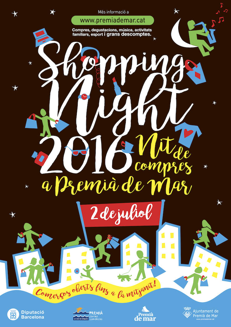 Shopping Night 2016