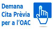 Ajuntament de premi de mar nou servei de cita pr via for Oficina desempleo cita previa