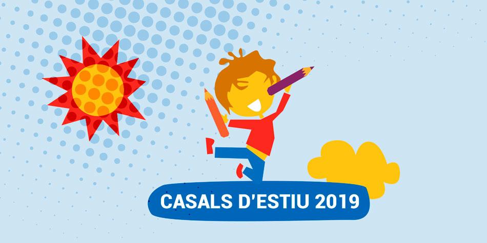 L'Ajuntament publica la Guia de Casals d'Estiu 2019