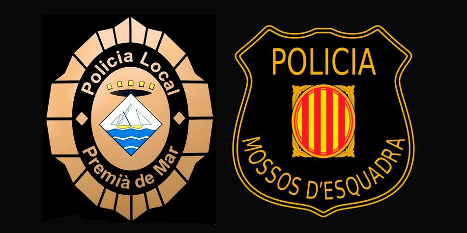 Policia Local i Mossos d'Esquadra reforcen la seva presència al carrer