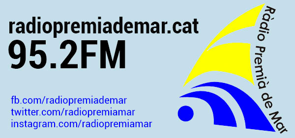 Ràdio Premia de mar - radiopremiademar.cat - 95,2FM