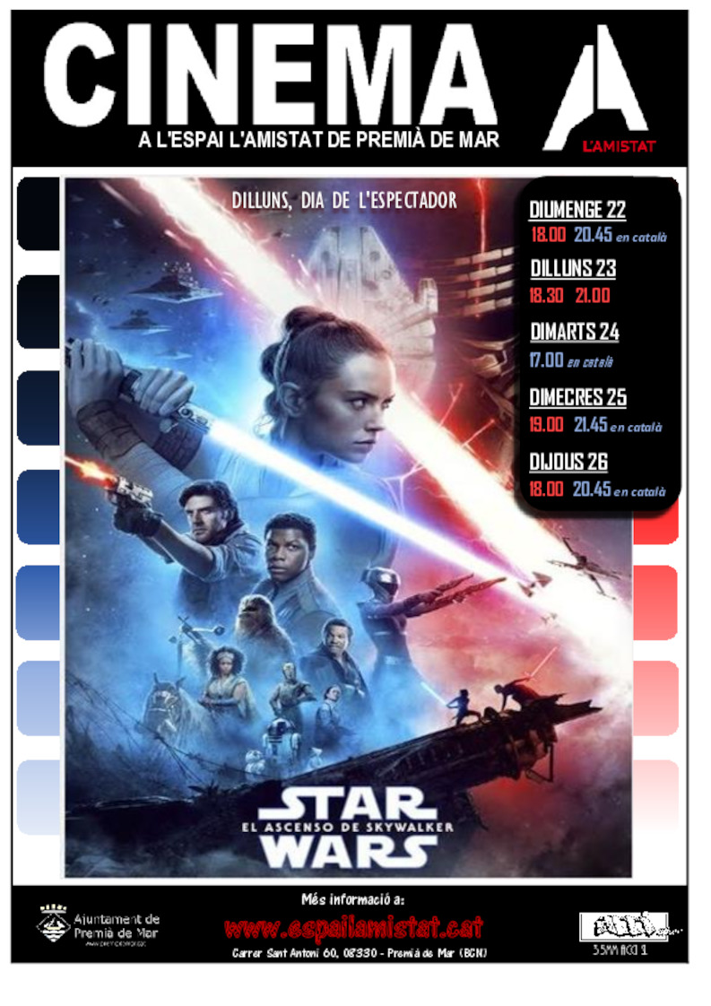 Star Wars, el ascenso de Skywalker