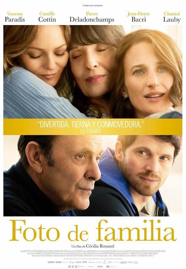 CINEMA: FOTO DE FAMILIA