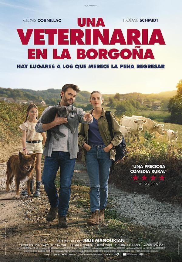 CINEMA: UNA VETERINARIA EN LA BORGOÑA