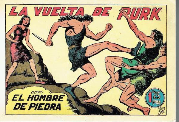 Conferència: Els còmics del franquisme ambientats en el món antic (1939-1975)