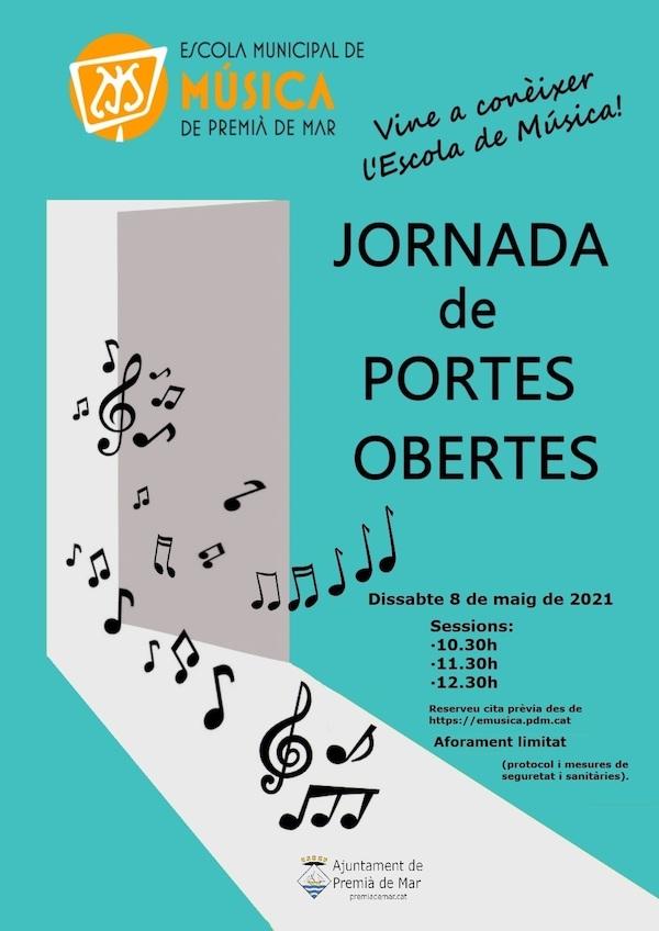 PORTES OBERTES ESCOLA MUNICIPAL DE MÚSICA