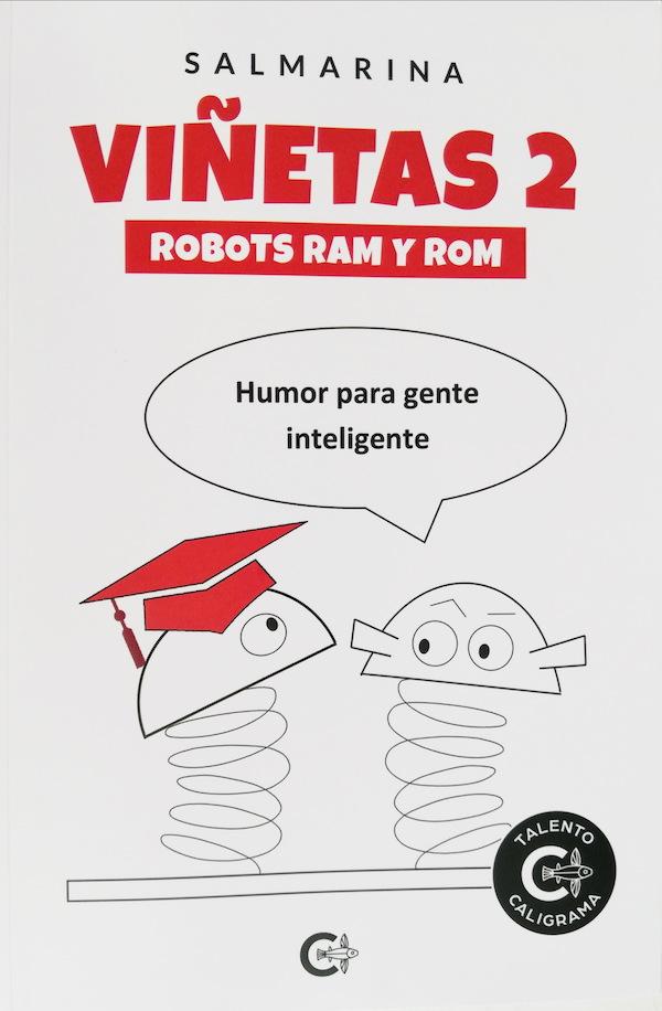 """Presentació de """"Viñetas 2 Ram i Rom"""", de Salmarina"""