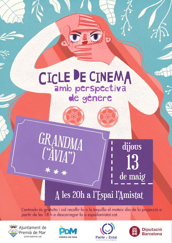 Pel·licula Grandma (Àvia)